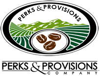 Perks and Provisions Logo