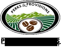 Perks and Provisions Logo